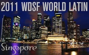 WDSF World DanceSport Championship Latin 2011